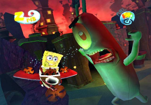 """Angefangen hat Robert """"Spongebob"""" Schwammkopf, der in einer Ananas lebt,"""