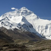 Mount Everest – Earth's highest mountain