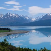 Southern Alps – New Zeeland