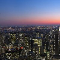 New York City – Largest urban area in the Americas