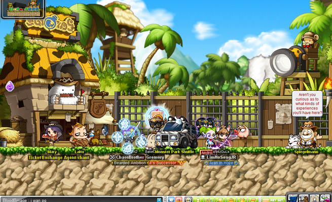 MapleStory---Facts2