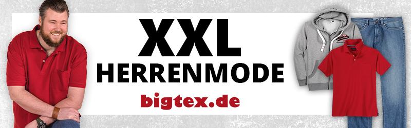 XXL Herrenmode bei bigtex