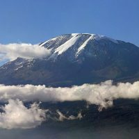 Mount Kilimanjaro – active volcano