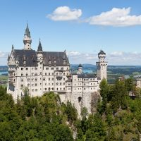 Germany – Neuschwanstein Castle