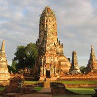 Buddhist temple Wat Chaiwatthanaram