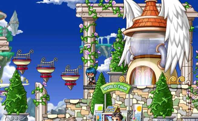 MapleStory---Facts1