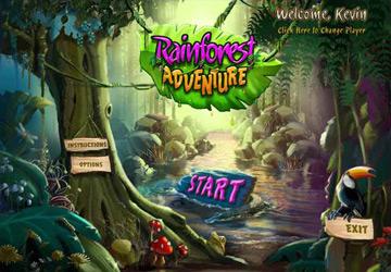Rainforest Adventure: aufregend und spannend
